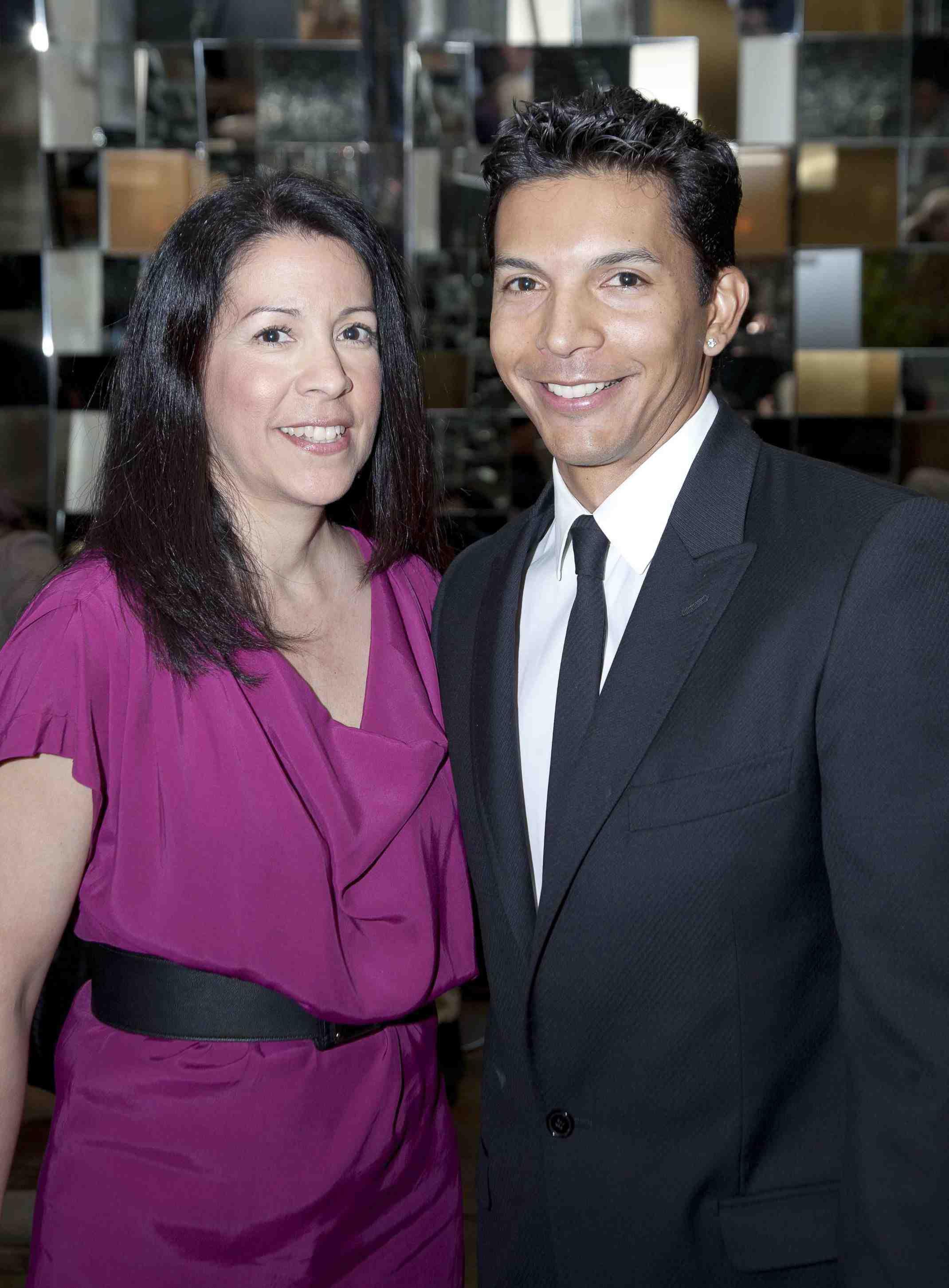 Vivian Rodriguez and Steve V. Rodriguez