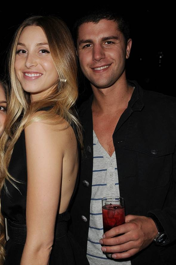 Whitney Port,Ben Nemtin