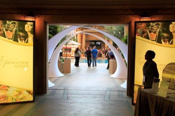 epicurean affair entrance
