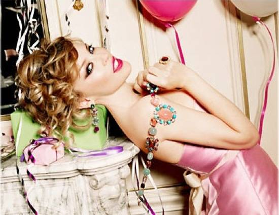 Kylie Minogue for Tous