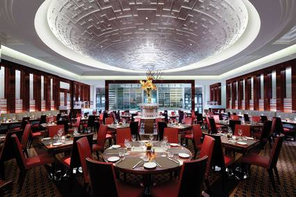 Italian Connoisseurs Know To Look Osterio Del Circo At The Bellagio For Some Of Best Dishes In City