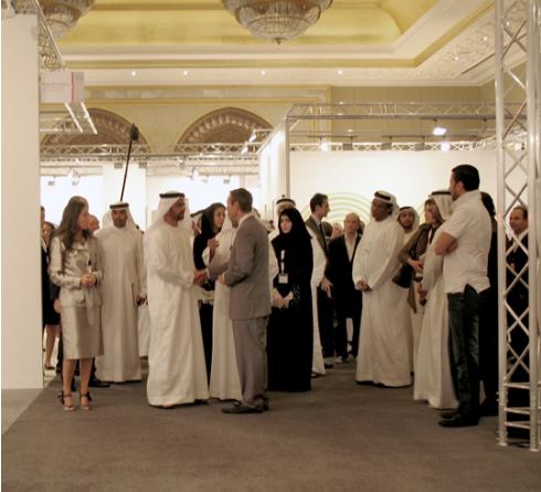 Abu Dhabi Art-2009-Emirates Palace