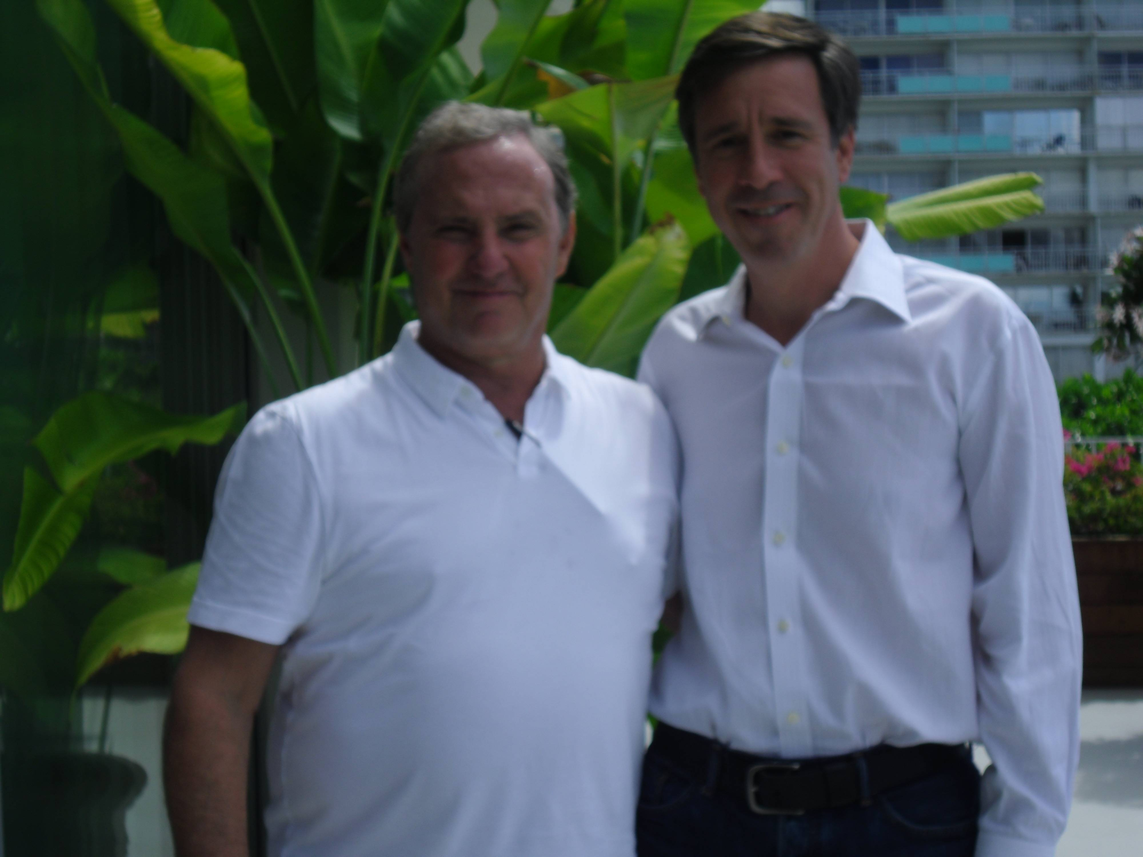 Marriott's, Arne Sorenson & Ian Schrager