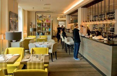 Chichibio It S A New Upscale Italian Restaurant In Moscow Offers An Elegant Friendly Atmosphere And Fascinating Dishes