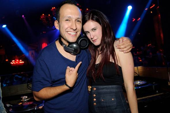 DJ Vice, Rumer Willis