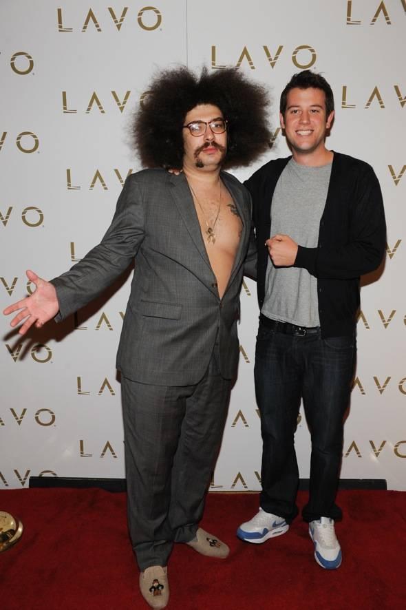 Fabrizio Goldstein and Ben Lyons