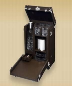 Louis Vuitton Whiskey Case