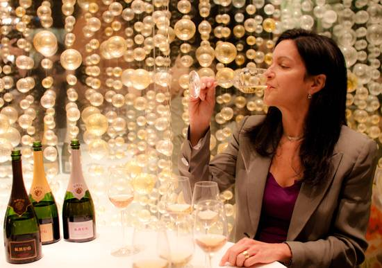 Maggie Henriquez takes Haute Living on a journey through the House of Krug at The Forge
