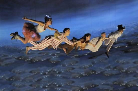 OCPAC Peter Pan (c) Kevin Berne