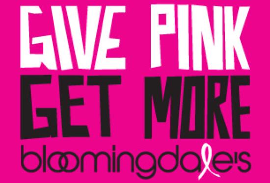 bloomingdale's pink