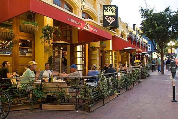 Ciao Bella The Top 5 Italian Restaurants In San Diego