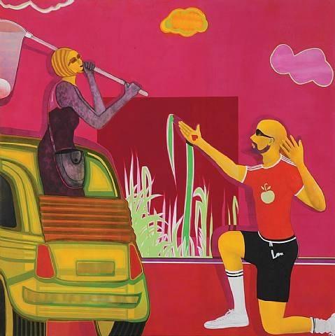 Khaled Takreti-Auto-stop-2009