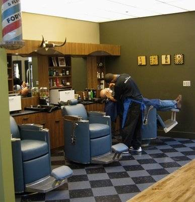 Barber Lounge : The Barber Lounge