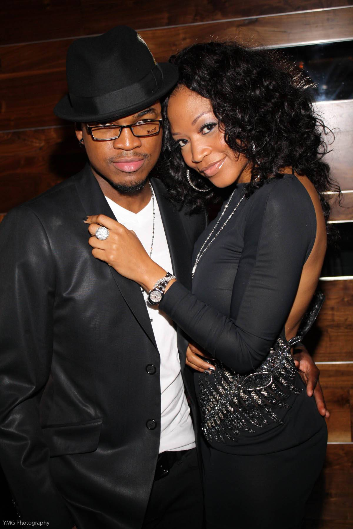 Ne-Yo and Mo Shaw, owners of Emerlyn & Ester
