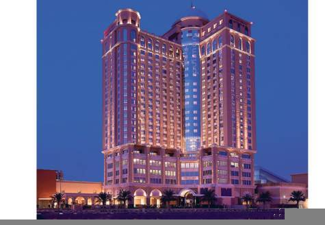 Pullman Hotel Dubai Mall of the Emirates