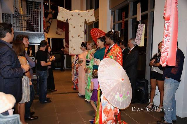 ART LEXING KIMONO OPENING EXHIBITION - group show 2