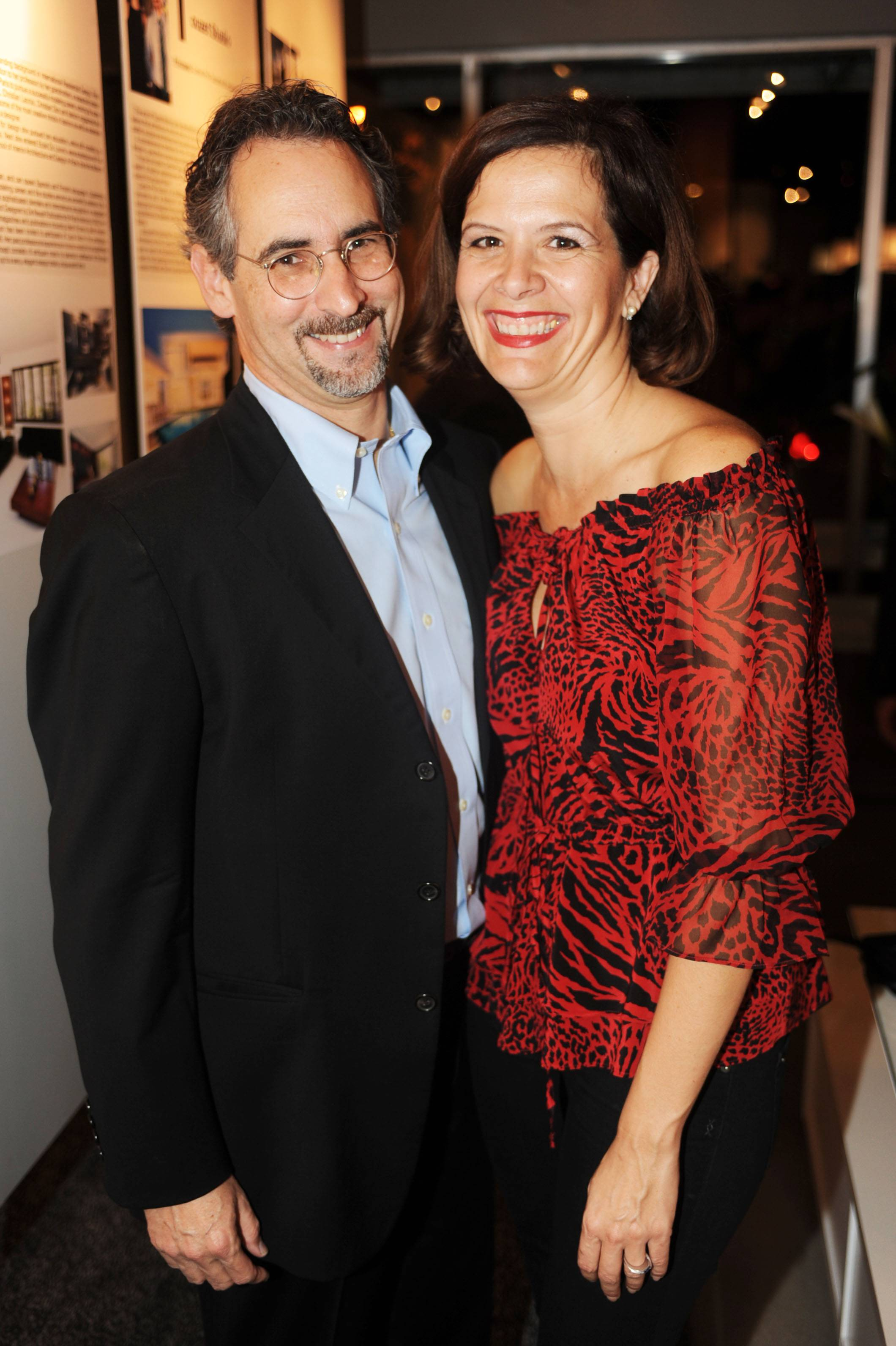 Carlos & Jacqueline Prio-Touzet