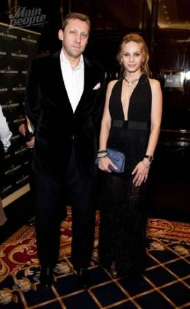 demi moore and ashton kutcher host charity gala in moscow haute living