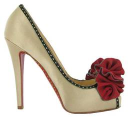 5d348be5dc59 The new limited edition shoe will debut this month in two U.S. Louboutin  boutiques.