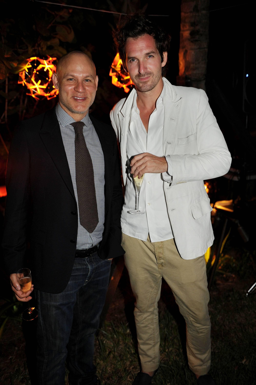 Craig Robins & Mathieu Lehanneur
