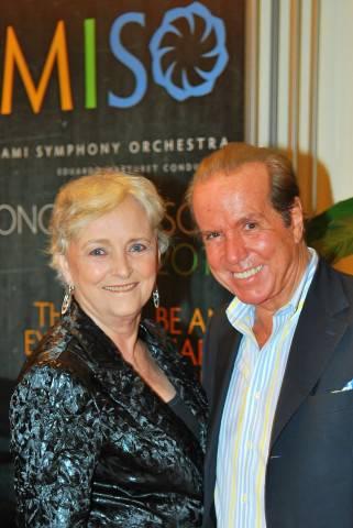 Cristina de Cardenas and Alvaro Cuadrado