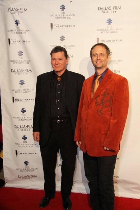 DFS The Art of Film Ralph Watterson, Tom Huckabee