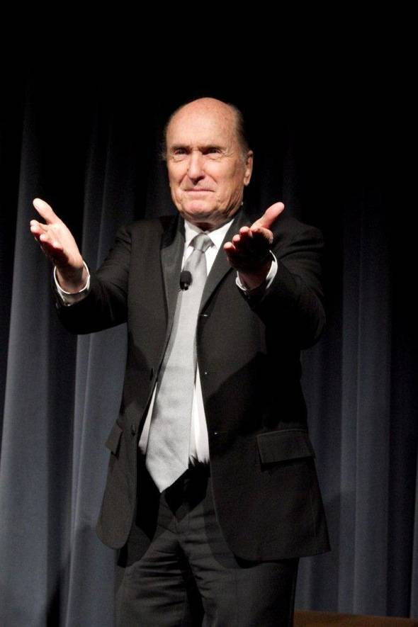 DFS The Art of Film Robert Duvall on stage