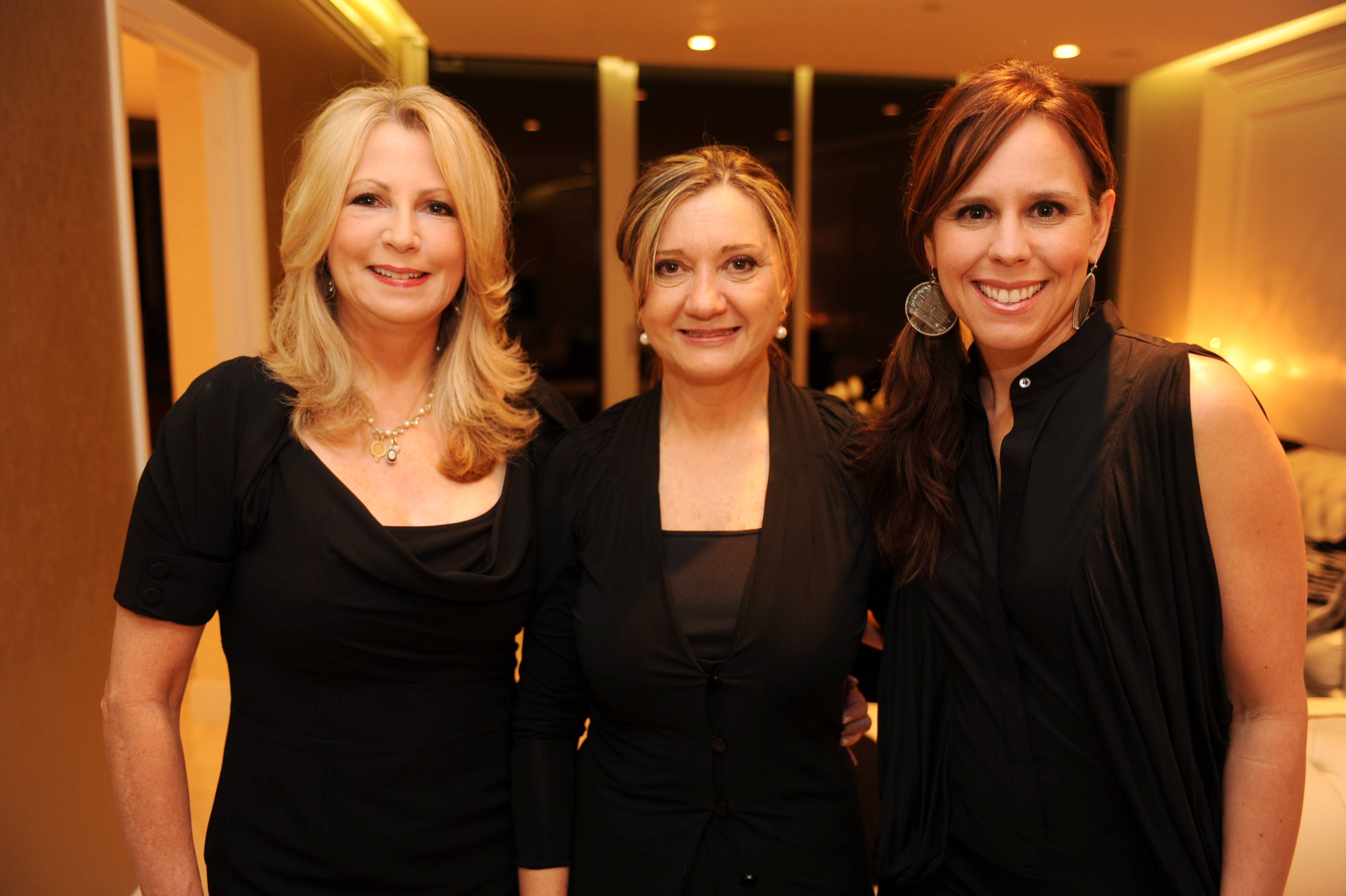 Deborah Slack, Vania Dos Santos, & Jennie King