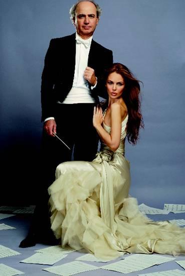 Eduardo and Athina Marturet