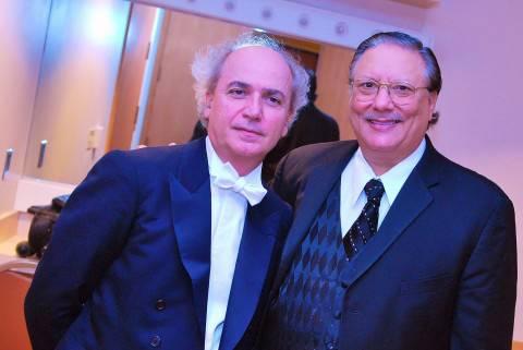 Eduardo Marturet and Arturo Sandoval