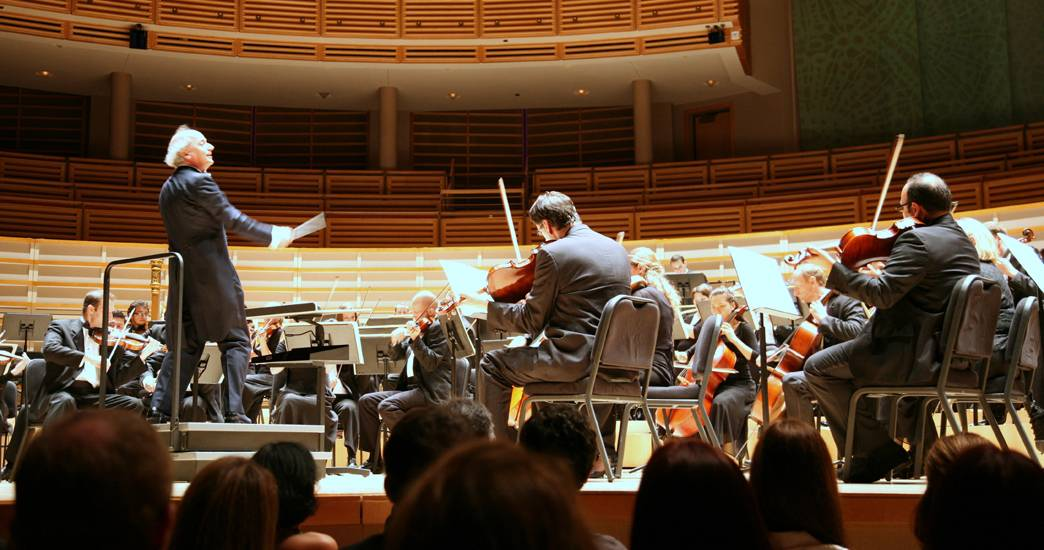 Eduardo Marturet and The Miami Symphony Orchestra