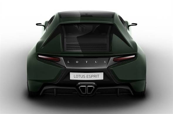 Esprit rear