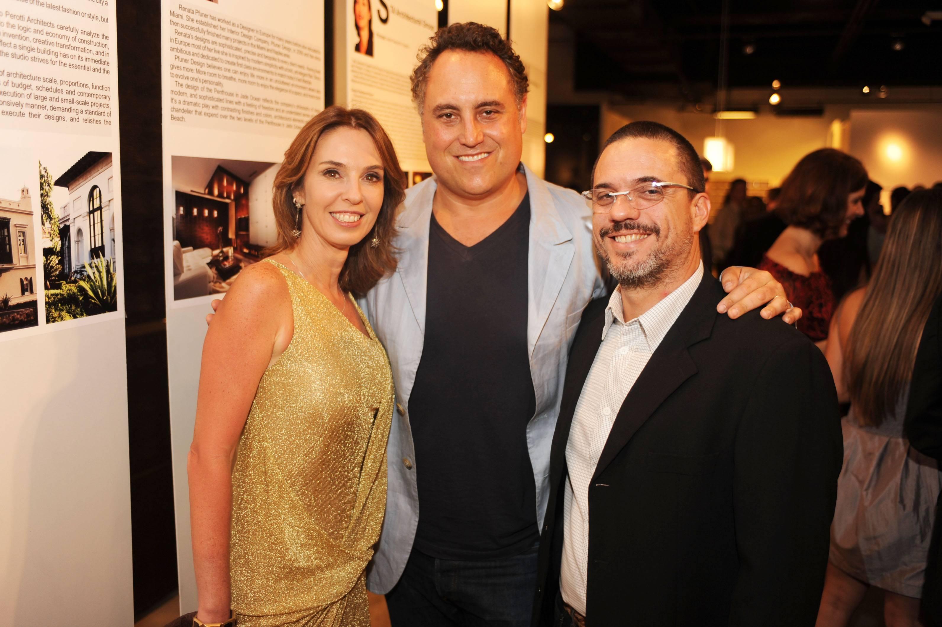 Esther Schattan, Chad Oppenheim, & Roberto Cocenza