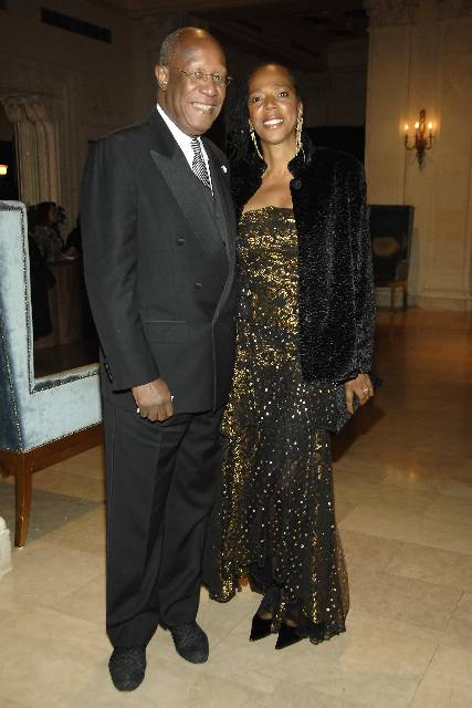 Howard Dodson and Carol Alexander
