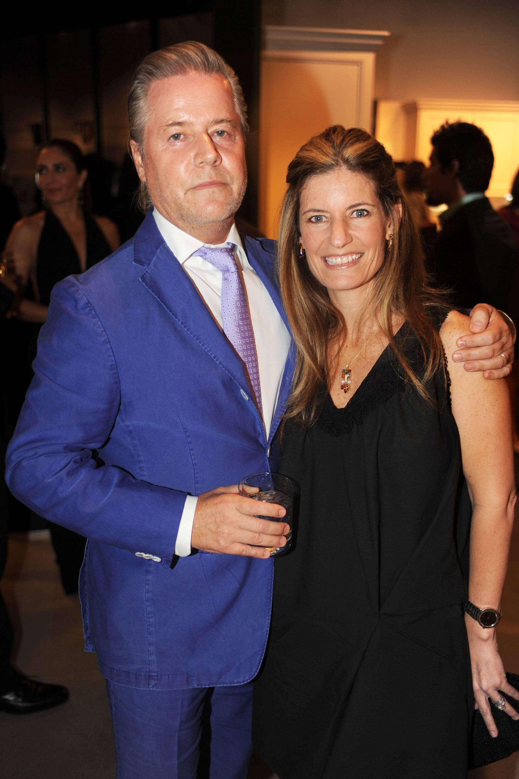 Ingemar Thylen & Deborah Wescelman