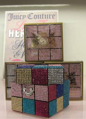 Juicy Couture Rubiks Cube