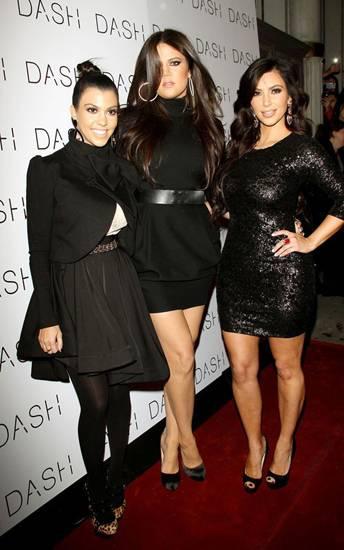 Kardashian-sisters-open-DASH-NYC