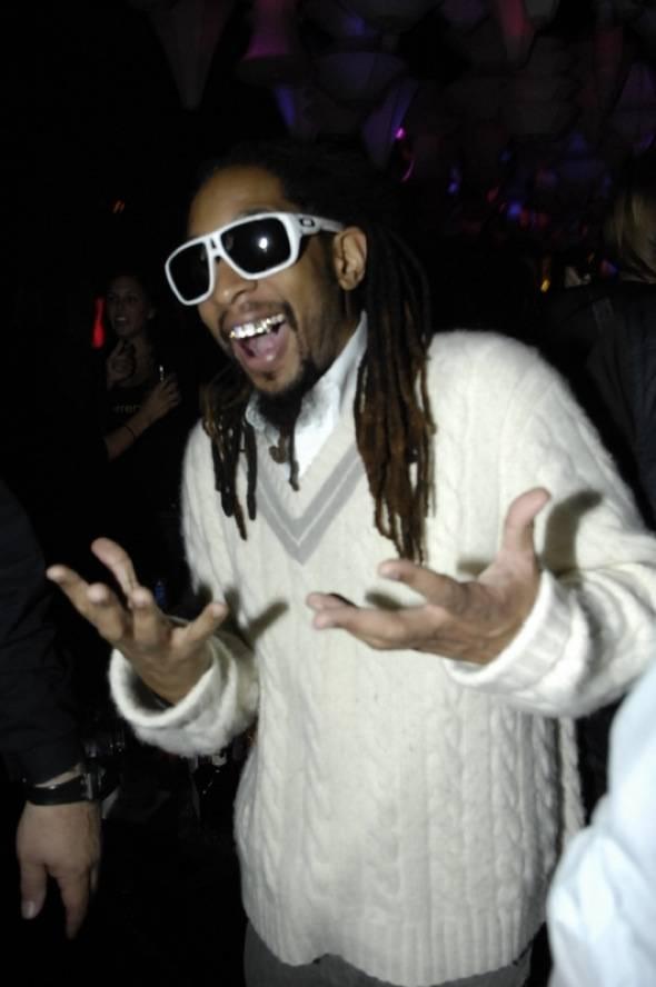 Lil Jon at Blush