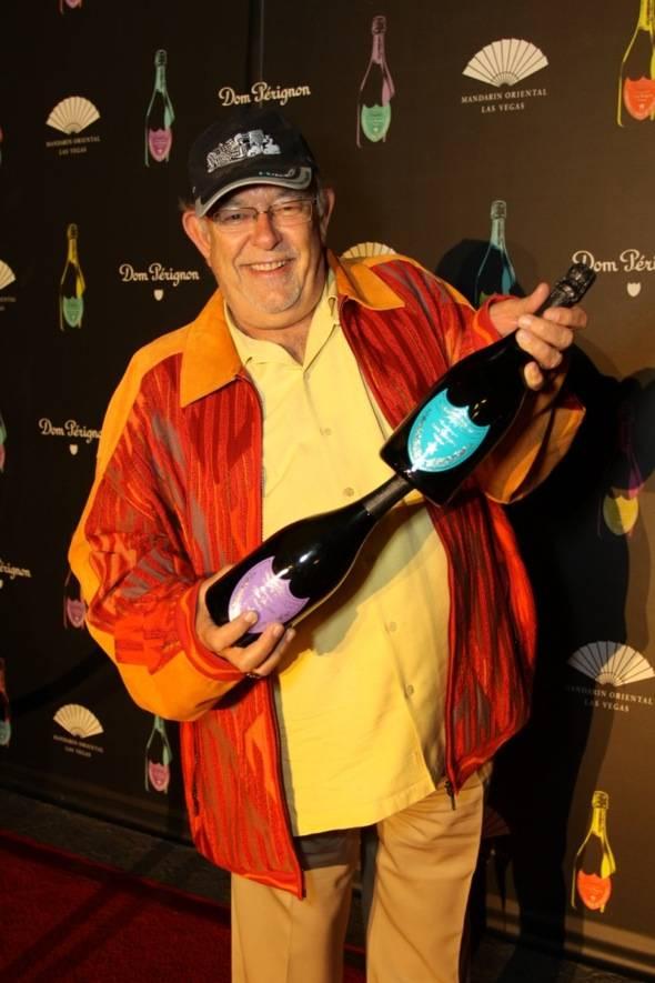 Mandarin Oriental, Las Vegas guest Robin Leach