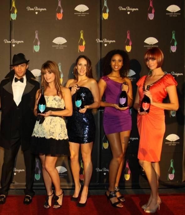 Mandarin Oriental Las Vegas guests E! Channel's