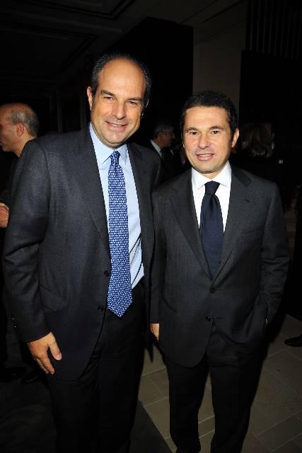 Massimo Ferragamo, Davide Bizzi