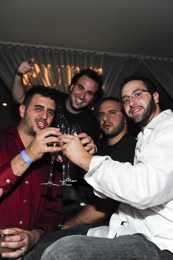 Mizrachi Brothers_PURE Nightclub