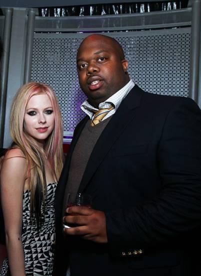 RSLA AMA Avril Lavigne Aaron WEst