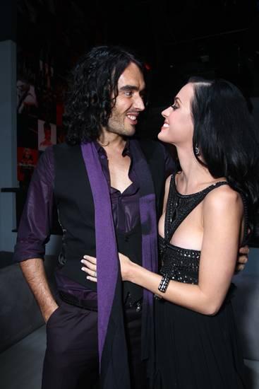 RSLA AMA Russell Brand Katy Perry