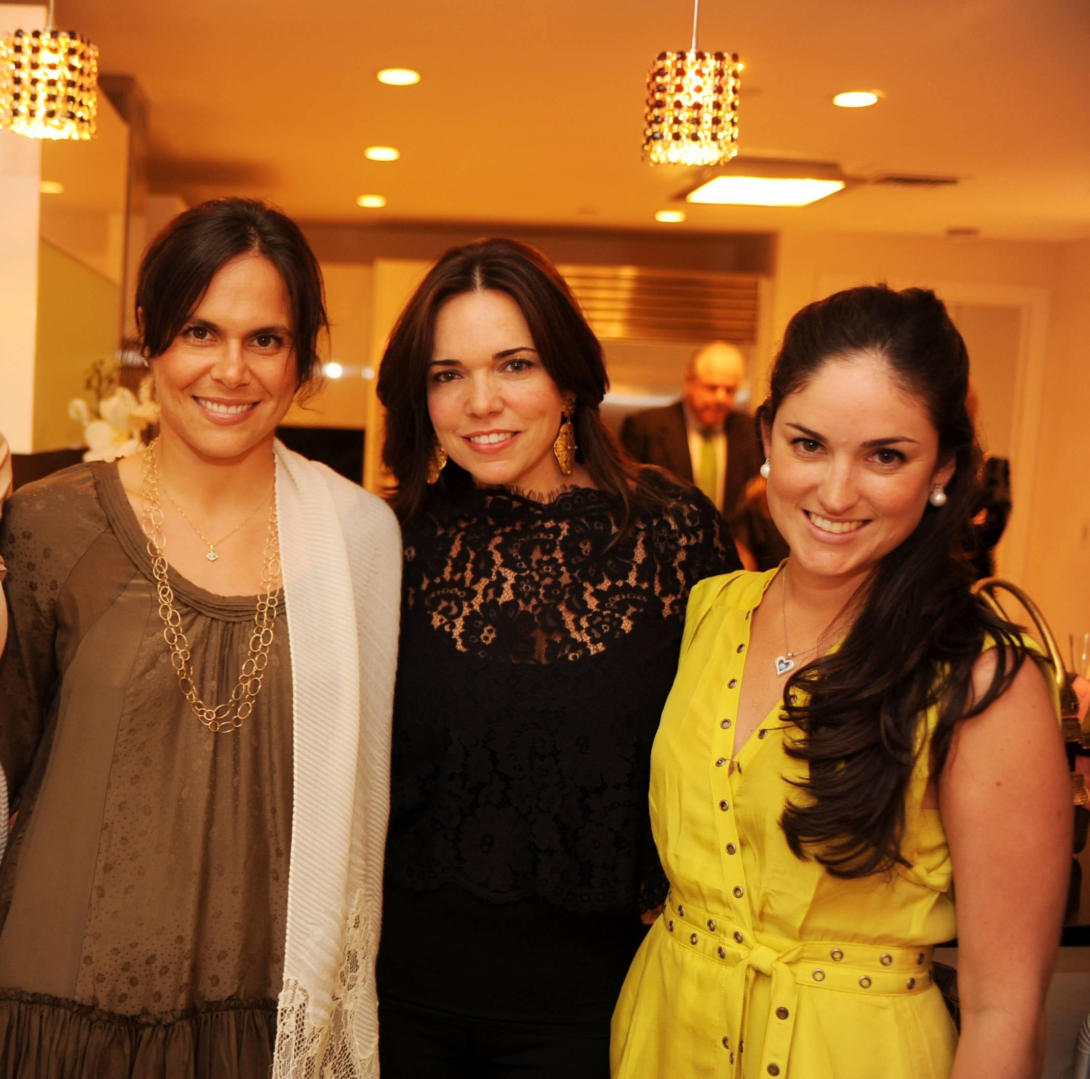 Sandra Chartouni, Nikol Solares, & Michelle Duarte3