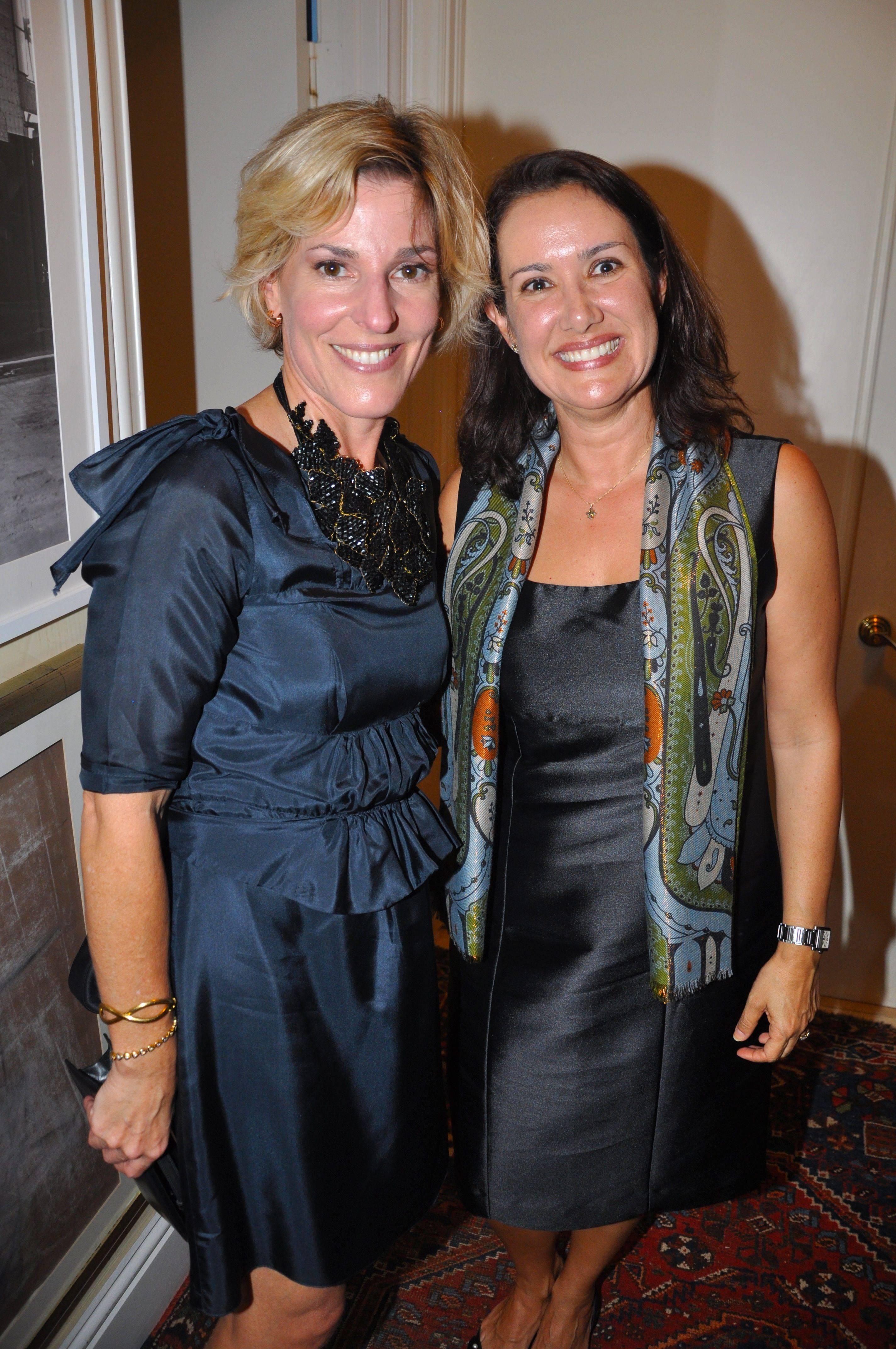 Stephanie Reed, Clara Toro