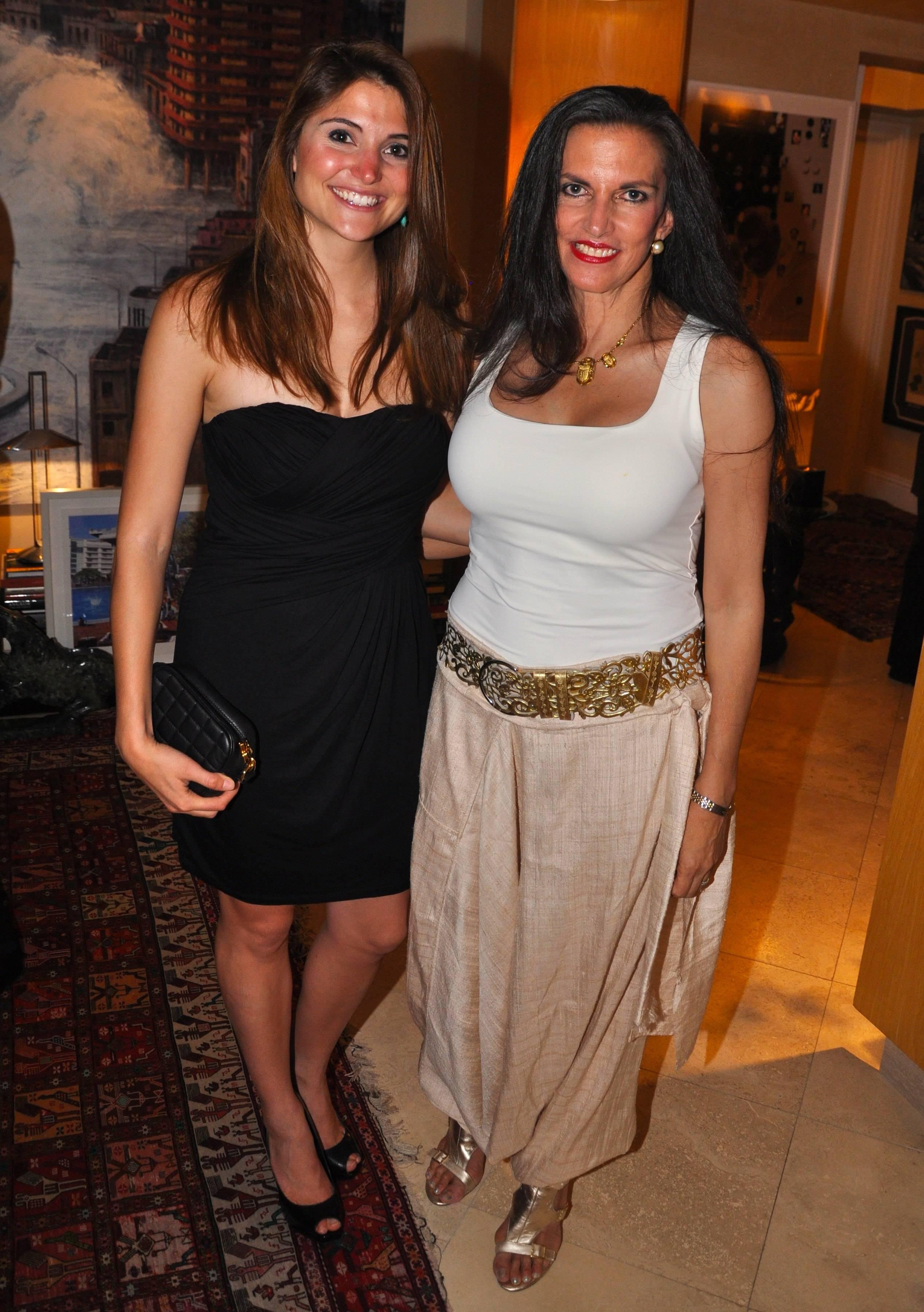 Stephanie and Maria Ferguson
