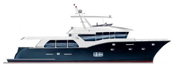 Tricon Marine Argos Gulfstream 70