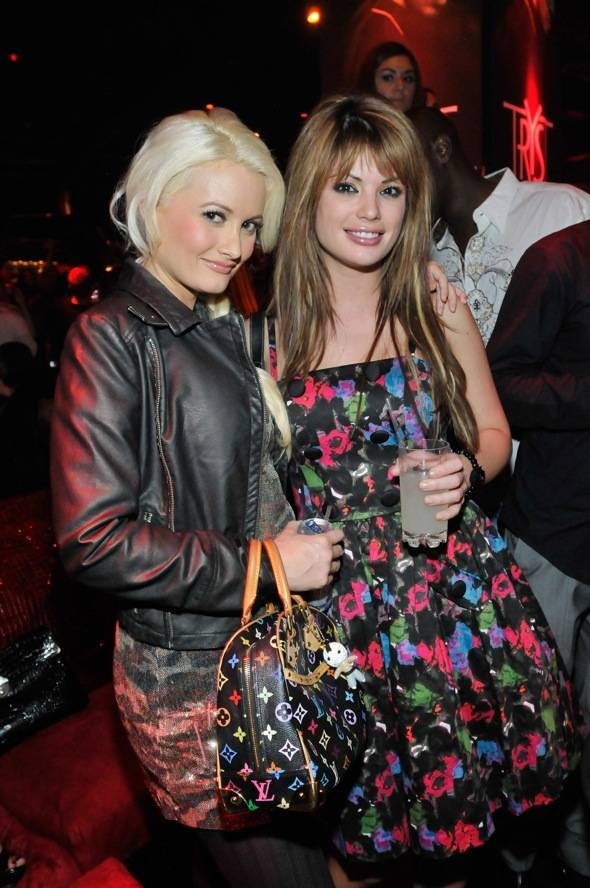 Tryst - Holly Madison - Laura Croft