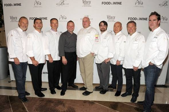 Vegas chefs